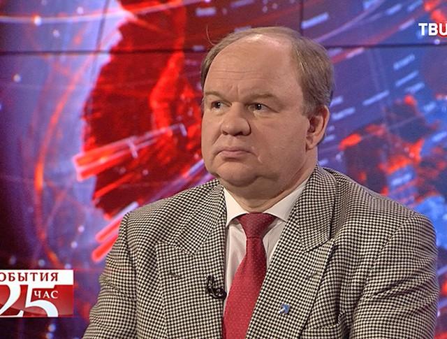 Николай Топорнин, доцент кафедры европейского права МГИМО