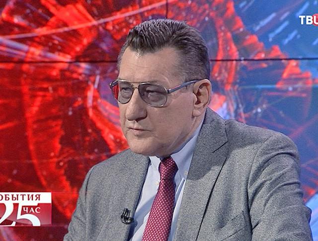 Петр Яковлев – руководитель Центра иберийских исследований Института Латинской Америки (ИЛА) РАН