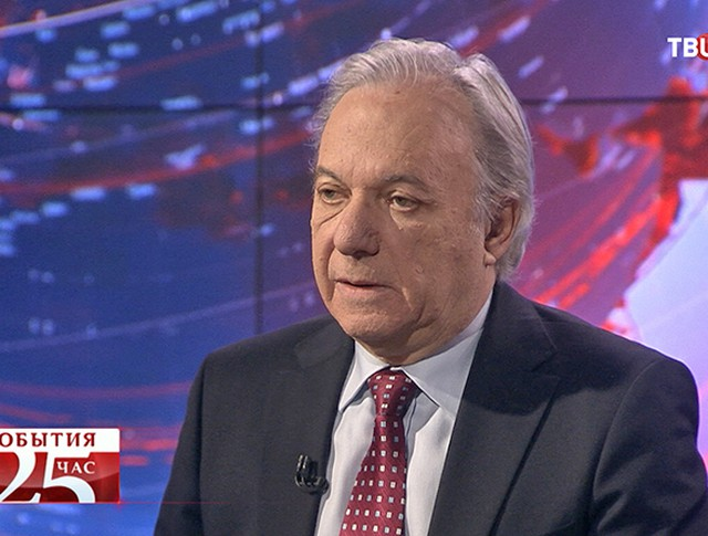 Журналист Михаил Таратута