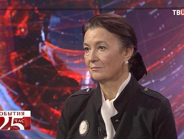 Евгения Обичкина, профессор кафедры международных отношений и внешней политики России МГИМо