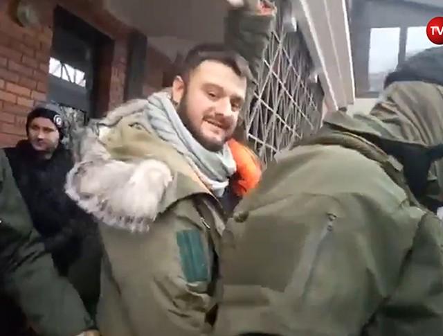 Задержание сына Арсена Авакова