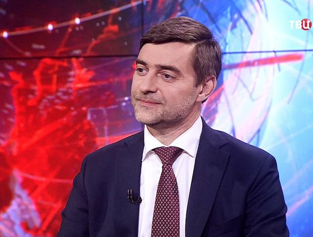 Сергей Железняк, член Комитета Госдумы РФ по международным делам