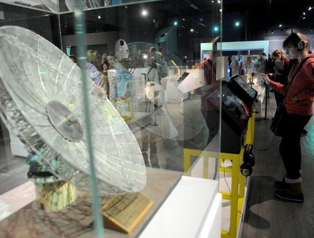 Экспозиция Политехнического музея на ВДНХ