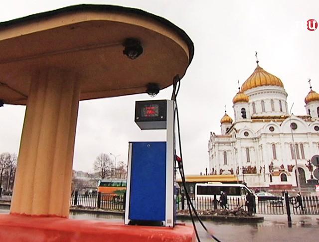 Кремлевская АЗС на Волхонке