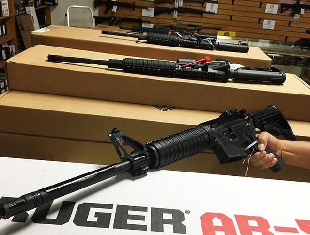 Штурмовая винтовка AR-15