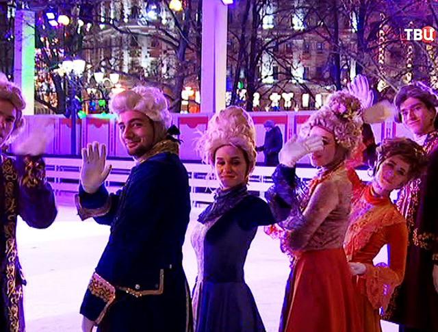 """Зимний фестиваль """"Путешествие в Рождество"""""""