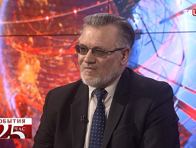 Сергей Лузянин, директор Института Дальнего Востока РАН