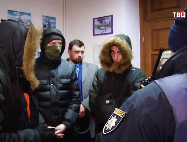 Украинские радикалы и блокадники Ленинграда
