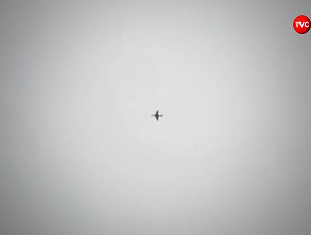 Штурмовик Су-25 ВВС России сбитый в Сирии