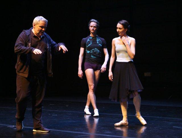 """Открытая репетиция балета К.Макмиллана """"Манон"""""""