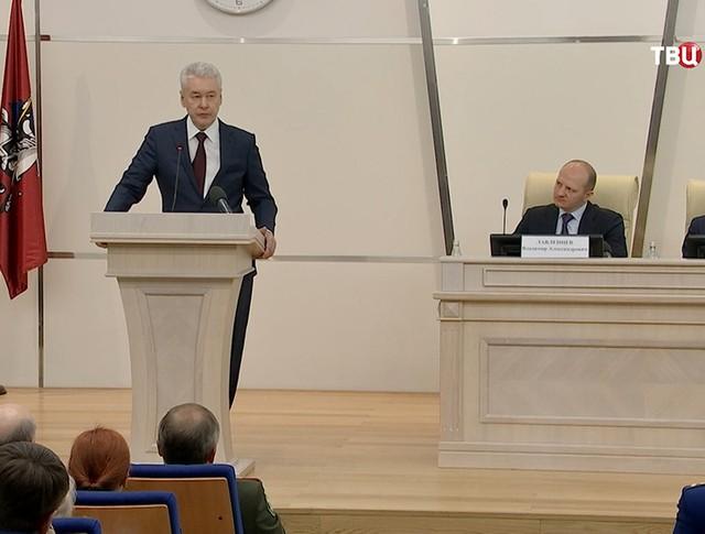 Заседание коллегии прокуратуры города Москвы