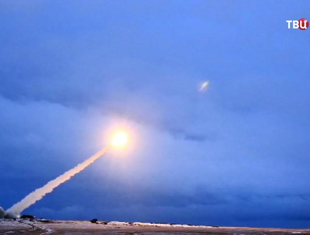 """Пуск ракеты """"Сармат"""""""