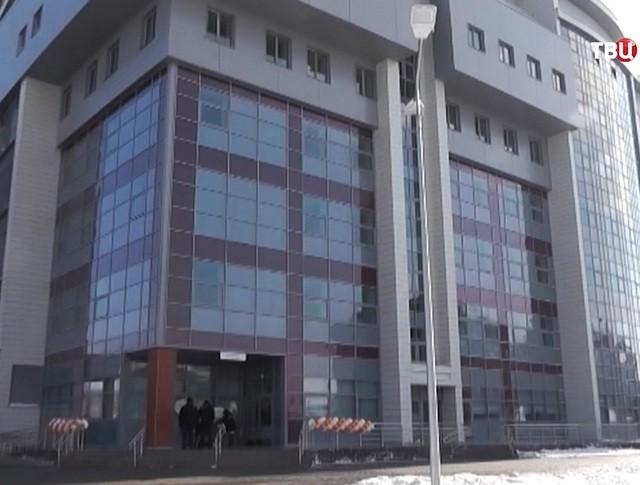 Новый перинатальный центр в Ульяновске