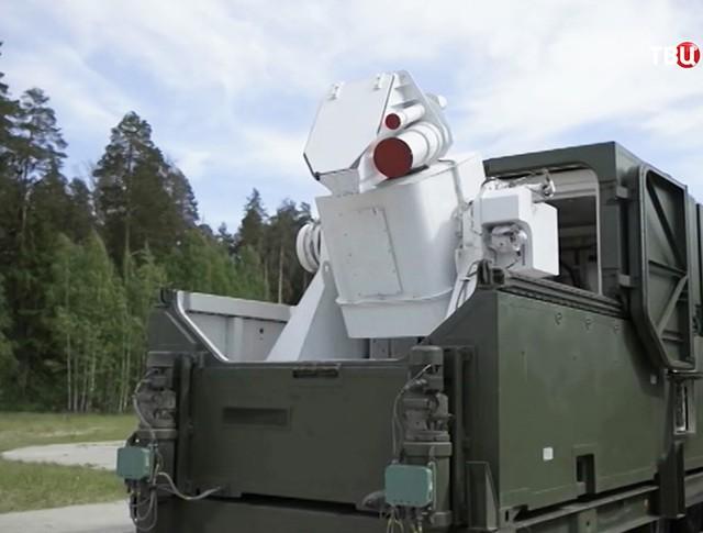 Лазерный комплекс