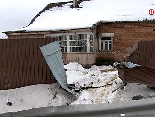ДТП в Подольске