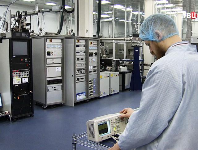 Лаборатория Курчатовского института