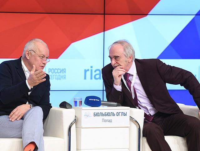 IV Международный форум русскоязычных вещателей