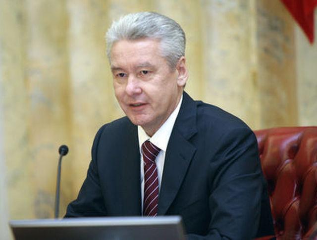 Сергей Собянин зарегистрируется мэром столицы