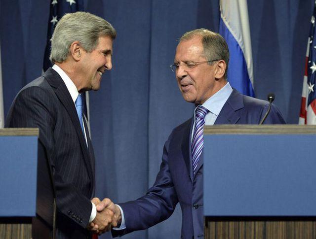Россия и США намерены уничтожить сирийское химическое оружие в начале 2014 года