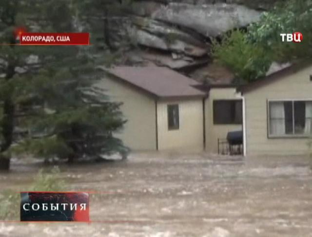 Судьба 500 жителей штата Колорадо, охваченного наводнением, остается неизвестной