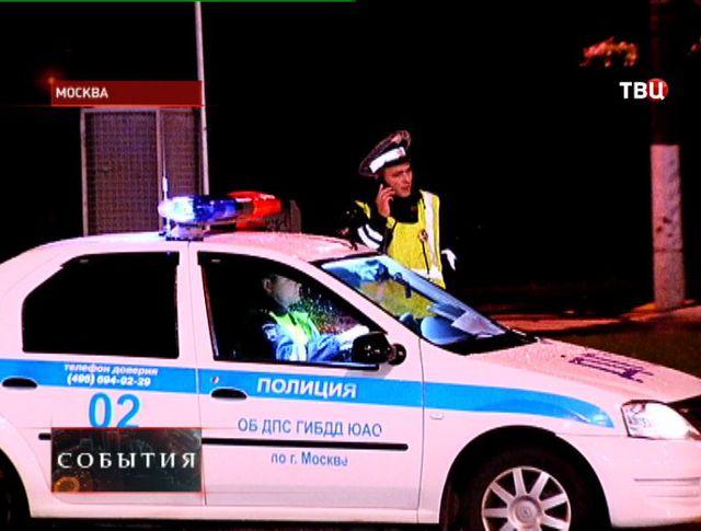Автомобиль Opel насмерть сбил 45-летнего мужчину на пешеходном переходе