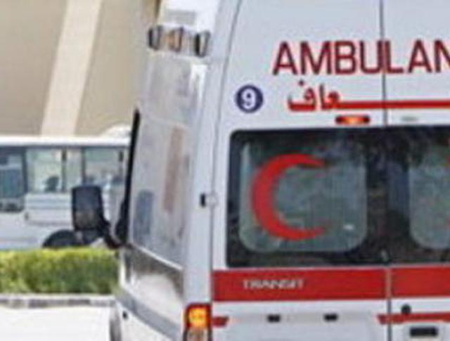 Карета скорой помощи в Египте
