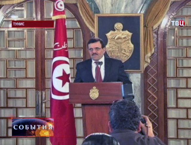 Премьер-министр Туниса Али Лараед