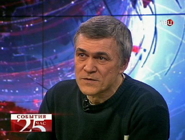 Владимир Сурдин, кандидат физико-математических наук, старший научный сотрудник Государственного астрономического института им. П.К.Штернберга