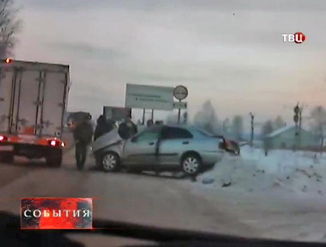 ДТП в Нижегородской области