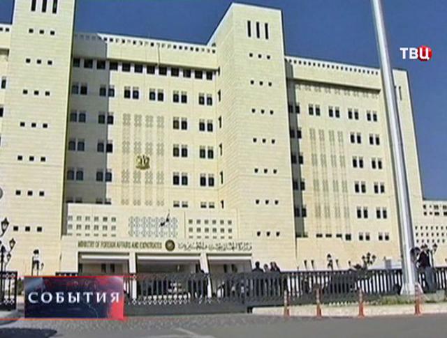"""Сирийская оппозиция отказалась от участия в """"Женеве-2"""" из-за Ирана"""