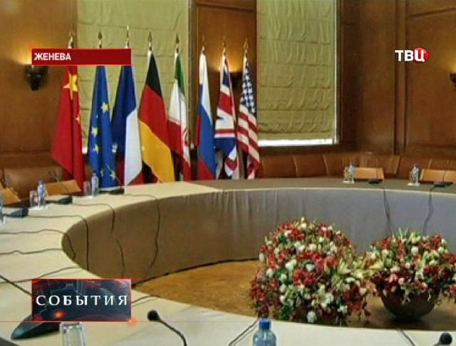 """Международная конференция """"Женева-2"""" оказалась под угрозой срыва"""