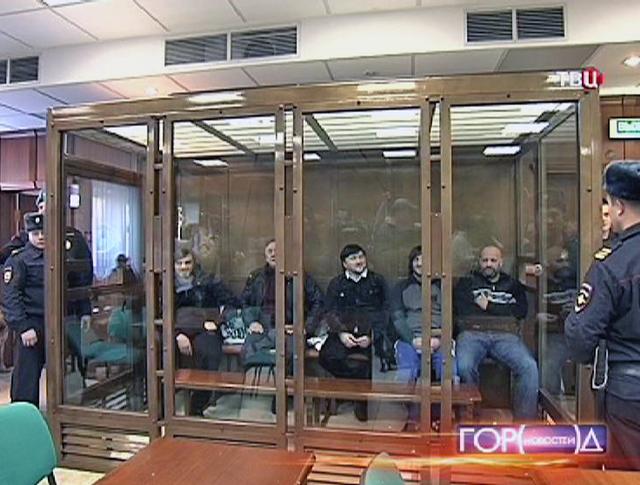 Обвиняемые в убийстве Анны Политковской