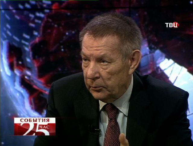 Николай Герасименко, первый заместитель председателя комитета Госдумы РФ по охране здоровья, академик