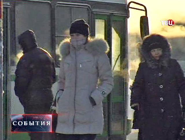 Холода в России