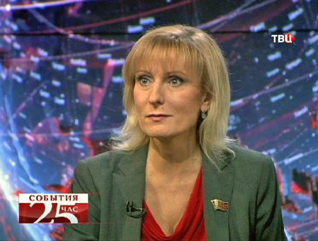 Инна Святенко, председатель комиссии Московской городской Думы по безопасности