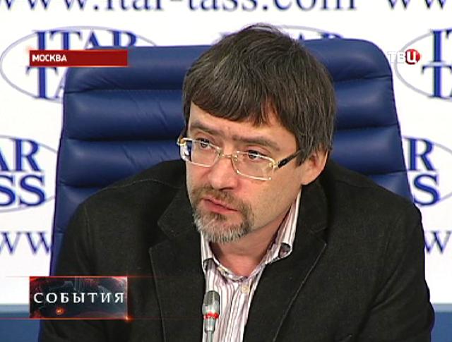 Глава ВЦИОМ Валерий Фёдоров
