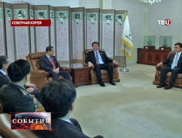Переговоры КНДР и Южной Кореи