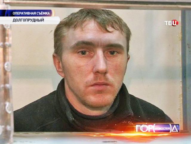Подозреваемый Ярослав Скидан