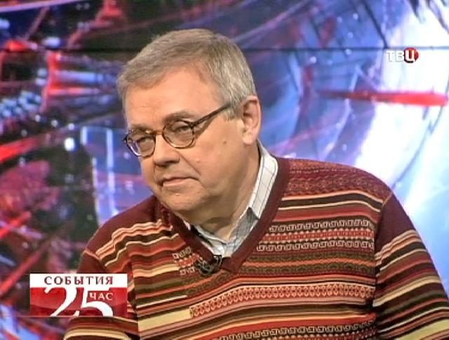 """Владимир Мамонтов, генеральный директор радиостанции """"Говорит Москва"""""""