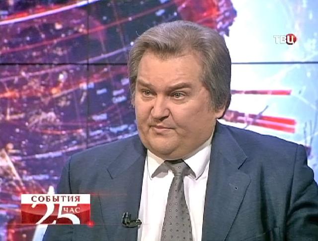 Первый заместитель председателя комитета Госдумы по экономической политике, инновационному развитию и предпринимательству Михаил Емельянов