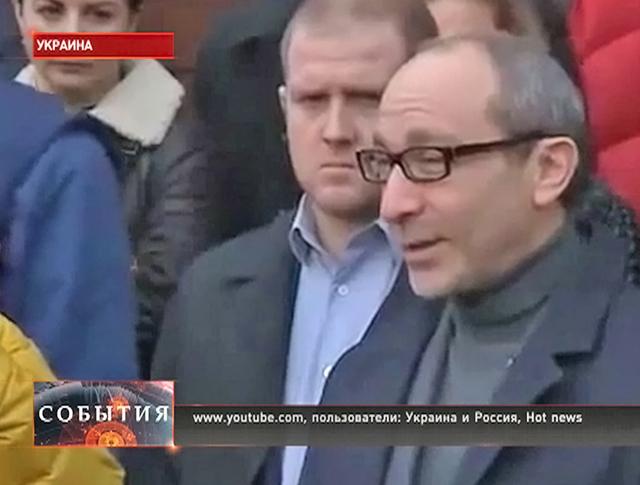 Мэр Харькова Геннадий Кернес