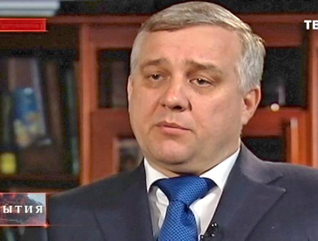 Председатель Службы безопасности Украины 2013 – 2014 годов Александр Якименко