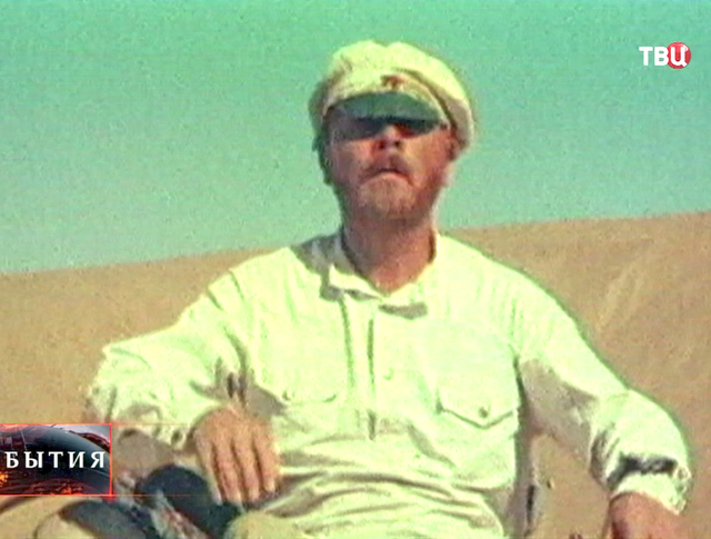 """Кадр из фильма """"Белое солнце пустыни"""""""