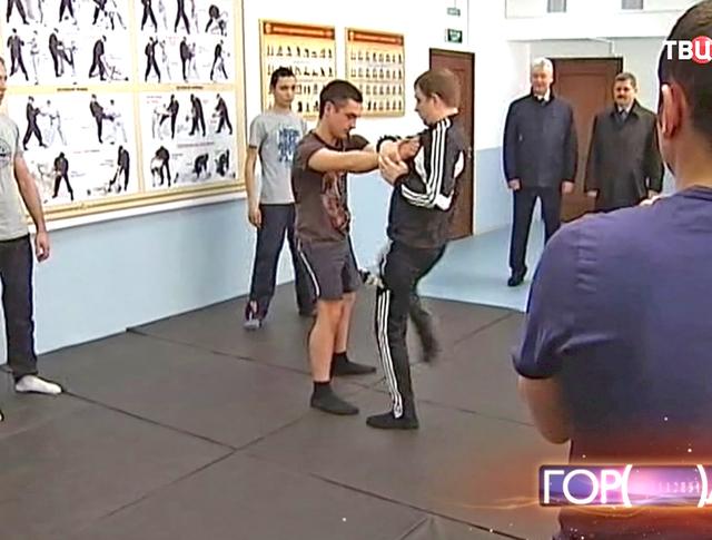 Тренировка МВД