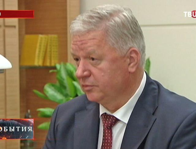 Глава Федерации независимых профсоюзов России Михаил Шмаков