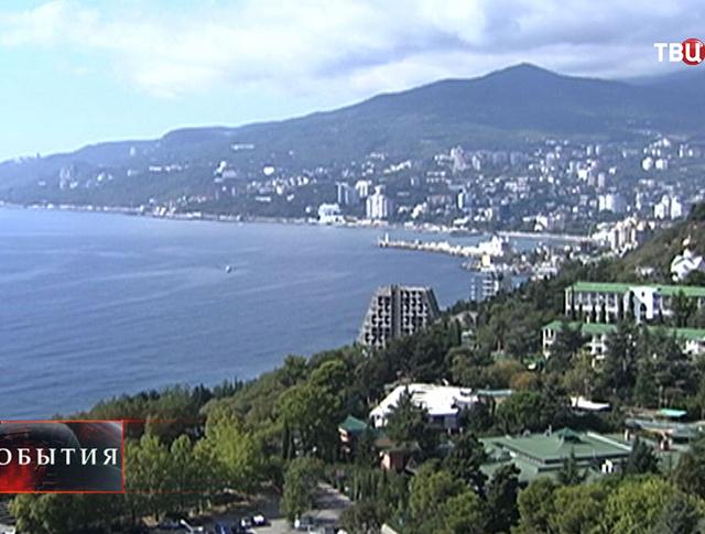 Побережье Крыма