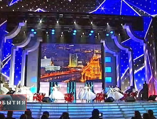 """Акция """"Ночь театров"""" в Москве"""