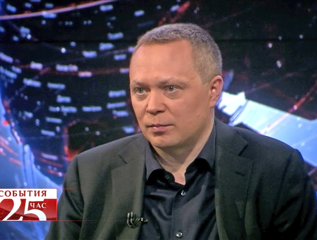 Константин Костин, представитель правления Фонда развития гражданского общества