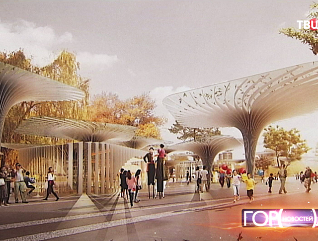 Проект Ходынка-парк