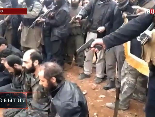 Боевики расстреляли армян города Кесаб